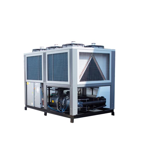 工业冷水机外形图
